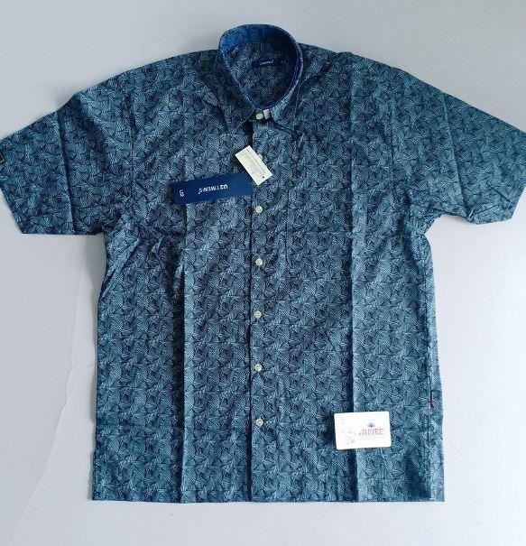 Cool blue tribalshirt