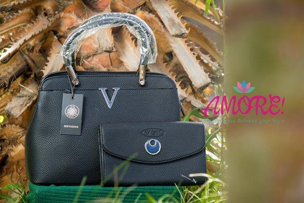 V black bag