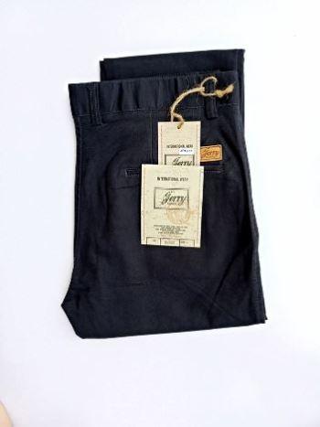 Navy blue Jerry chino pant