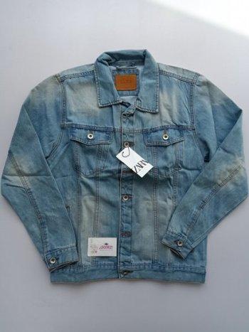 Zara jeans jacket 3