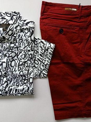 Short and 1 shirt 7
