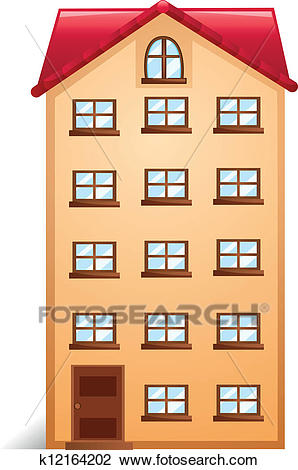 house-with-red-roof-clipart__k12164202