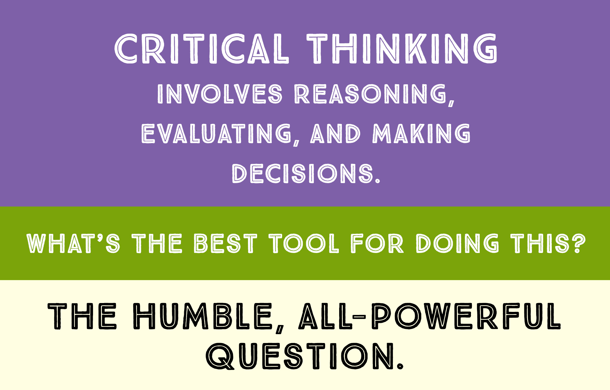 Is Critical Thinking In Critical Condition How