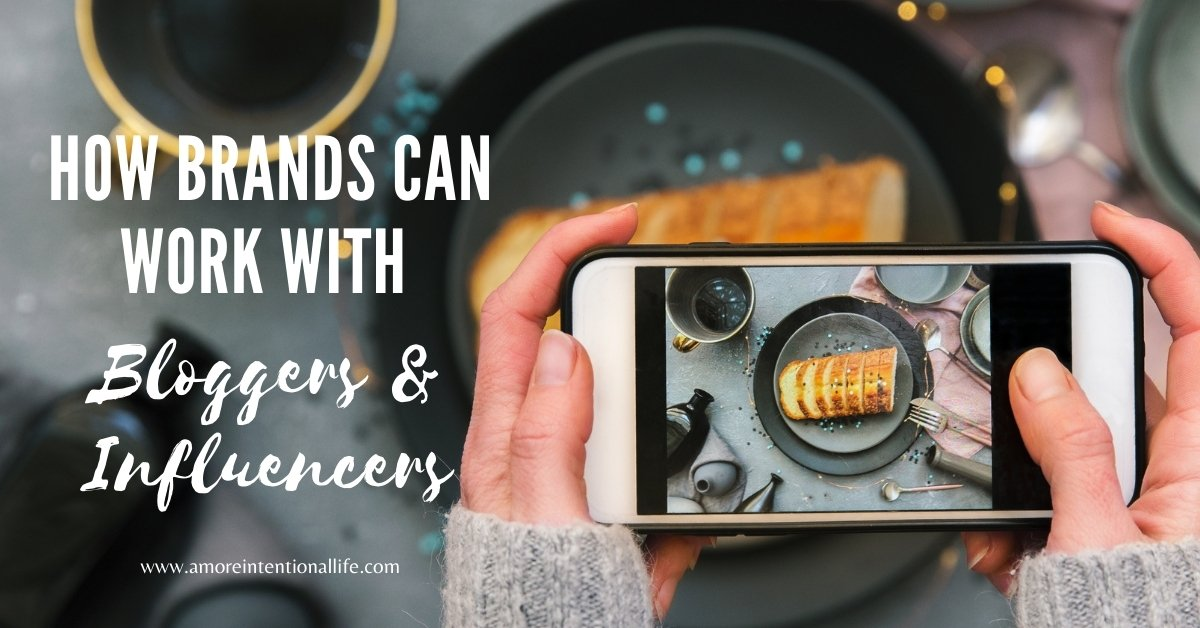 how brands can work with bloggers