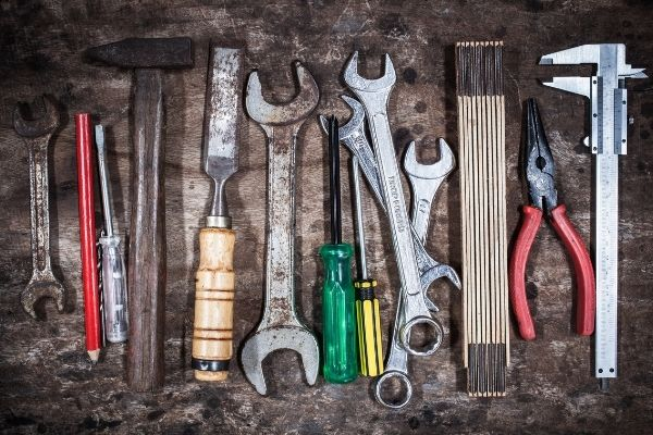 things you need for DIY at home