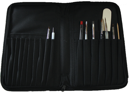 Brush Carry Case