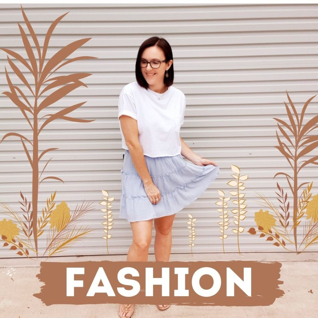 Over 40 Fashion Blog