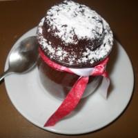 Chocolate mug cake, per coccolarsi un po'...