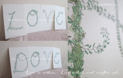 Amor Milagre Love Dove Vegan Organic recipe amormilagre.com Art, Design, Animals, Illustrated Garden Letters, Shoe Design, Nursery, Baby & Child, any age any space Interior Design peaceful organic design