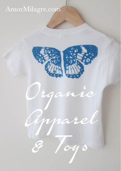 Organic Apparel & Toys