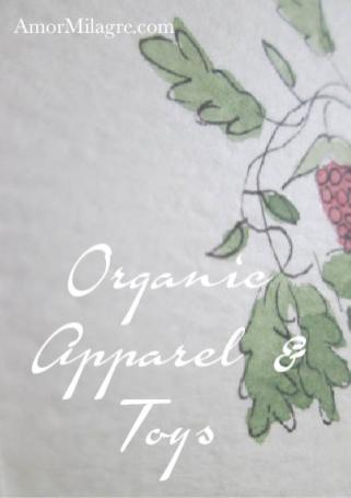 Amor Milagre Create an Art Gallery! ORGANIC APPAREL & TOYS amormilagre.com
