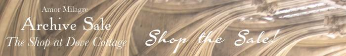 Art Design The Shop at Dove Cottage Archive Sale amormilagre.com Amor Milagre