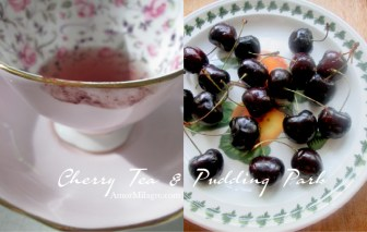 Amor Milagre Cherry Tea & Cacao Pudding Park Organic Vegan, Ethical Books, Royal Albert Teacup, Art & Design amormilagre.com