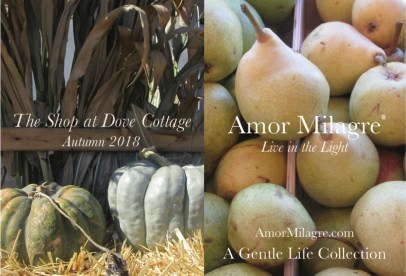 Amor Milagre 4 The Shop at Dove Cottage Baby & Child Collection Autumn Fall 2018 Art Design Books Healthy Organic Life Apparel Baby Organic Nursery Toys amormilagre.com