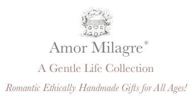 Amor Milagre Website Footer Ethical Gift Shop Organic Apparel Collection Art Apparel Vegan Baby & Child amormilagre