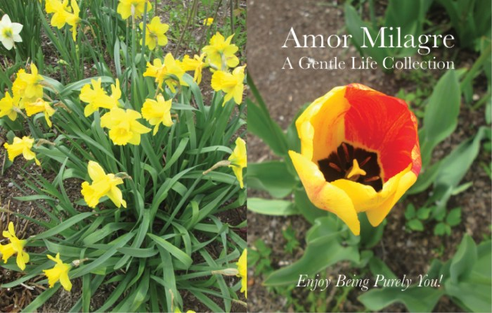 Amor Milagre Art Print SALE! Beautiful Woman be yourself Art Gallery Red Yellow Tulips Baby & Child Nursery May Gardening 2019 Spring Flower Ethical Organic Gift Shop Handmade Gift Shop amormilagre.com