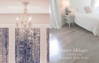 Amor Milagre Custom Built Home Interior Design Moments Goodnight, Dove Cottage 2019 Ethical Master Bedroom amormilagre.com