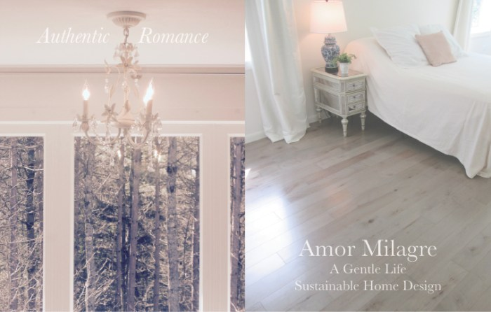 Amor Milagre Custom Built Home Interior Design Moments Goodnight, Dove Cottage 2019 Ethical Master Bedroom amormilagre.com