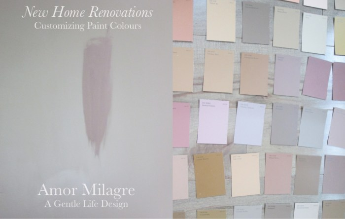 Amor Milagre New Home Renovation Design Diaries 1st Dusty Days 2019 Ethical Organic Gift Shop Handmade Gift Shop Art custom paint colours bedroom fireplace amormilagre.com