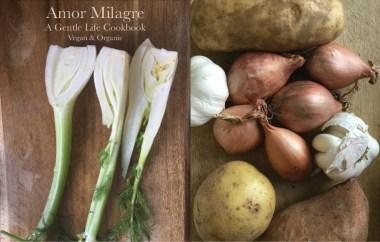 Amor Milagre A Gentle Life Cookbook Vegan Organic Children parent Ethical Books Gift Shop amormilagre.com