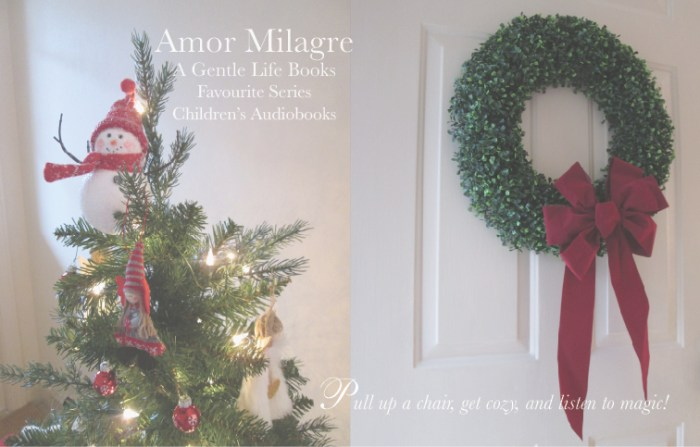 Amor Milagre Favourite Cozy Children's Audiobooks List Ethical Organic Gift Shop Baby & Child Parent Family Homeschool Building Listening Skills amormilagre.com