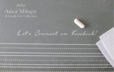 Amor Milagre Let's Connect on Facebook! Ethical Organic Gift Shop Baby & Child organic apparel stationery children's books artwork chalkboard amormilagre.com