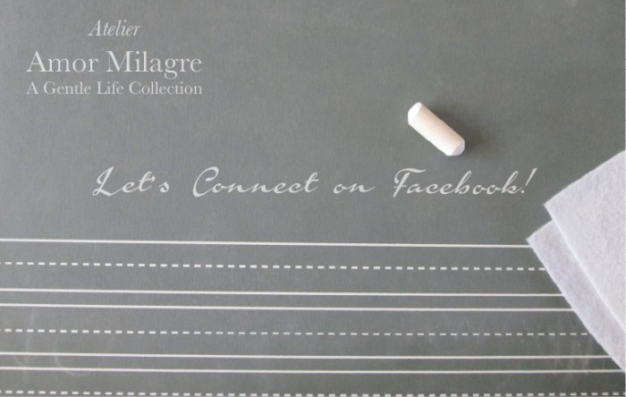 Amor Milagre Let's Connect on Facebook! Ethical Organic Gift Shop Baby & Child organic apparel stationery children's books artwork chalkboard amormilagre.com