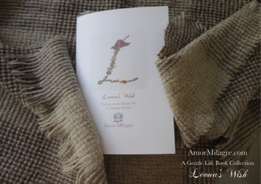 Amor Milagre Presents Leona's Wish 1st Autumn Festival The Love Letter Diaries #2 ethical book series amormilagre.com 7