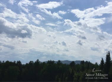 Amor Milagre Love Mountain Angel Cloud Sky View 2020 Ethical Organic Gift Shop amormilagre.com