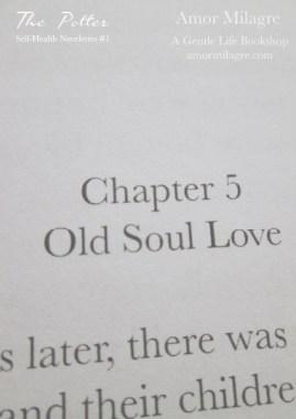 The Potter, Loving Inspiring Self-Health Novelette #1, Amor Milagre Books, Paperback 7