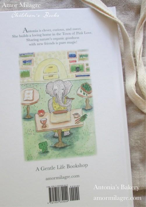 Amor Milagre Antonia's Bakery children's book amormilagre.com Book Release 8