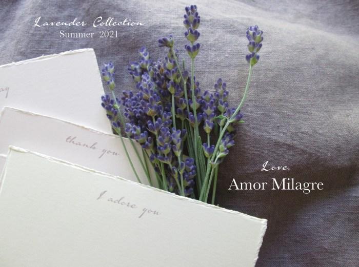 Ethereal Romance Deckled Notecards Amor Milagre amormilagre.com