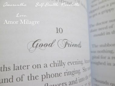 Amaranthe Novel by Amor Milagre Self-Health Book Lavender French NYC 6 amormilagre.com