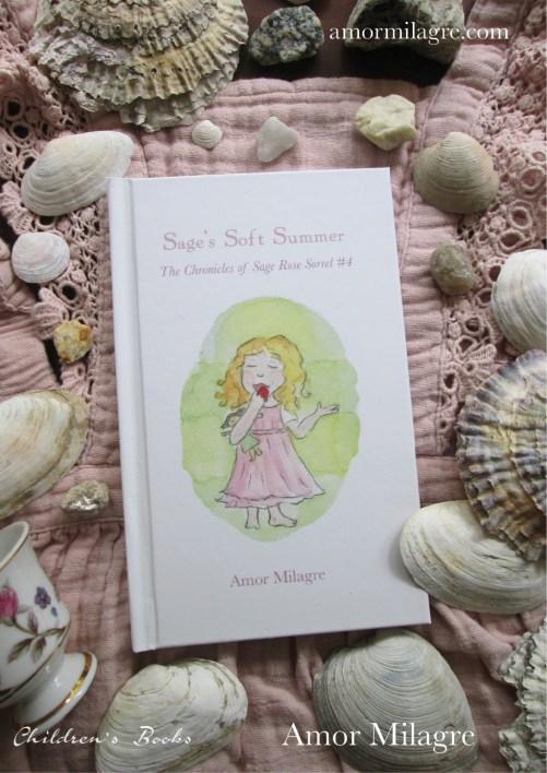 Amor Milagre Sage's Soft Summer children's book amormilagre.com 10