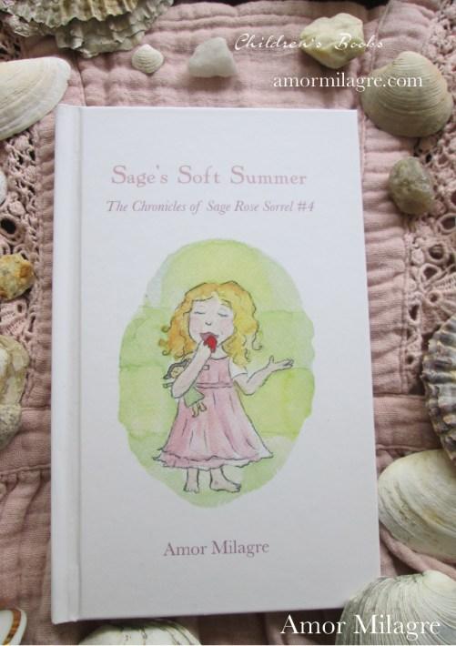 Amor Milagre Sage's Soft Summer children's book amormilagre.com 9