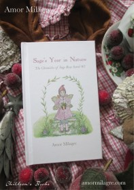 Amor Milagre Sage's Year in Nature Children's Book amormilagre.com First