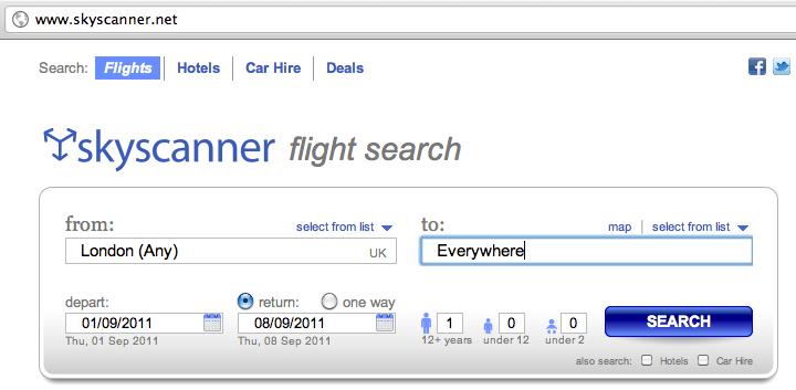 """""""กลเม็ดเคล็ด(ไม่)ลับ ท่องเที่ยวยุโรป"""" ตอน หาตั๋วเครื่องบินราคาสุดถูก (2/6)"""