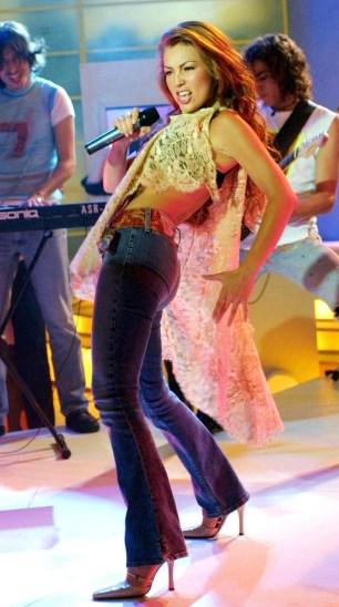Thalia in Argentina promoting her new album (12)