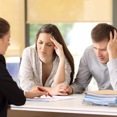 Mortgage fails before closing