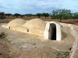 Underground mosque, Sedouikech, Jerba, Tunisia