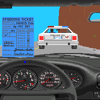30 Years of Video Games - Test Drive (1987)