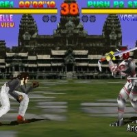 How Yoshimitsu helped fighters keep their crazy at the dawn of a new age