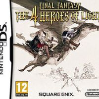 32 years of brilliant video game box art - #5 (2010) Final Fantasy: The 4 Heroes of Light