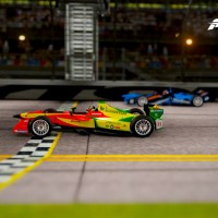 Tales from the race track: Formula E photo finish