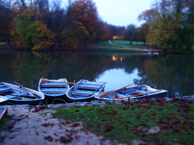 Boats Robinson Island