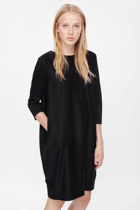 oversize dress COS