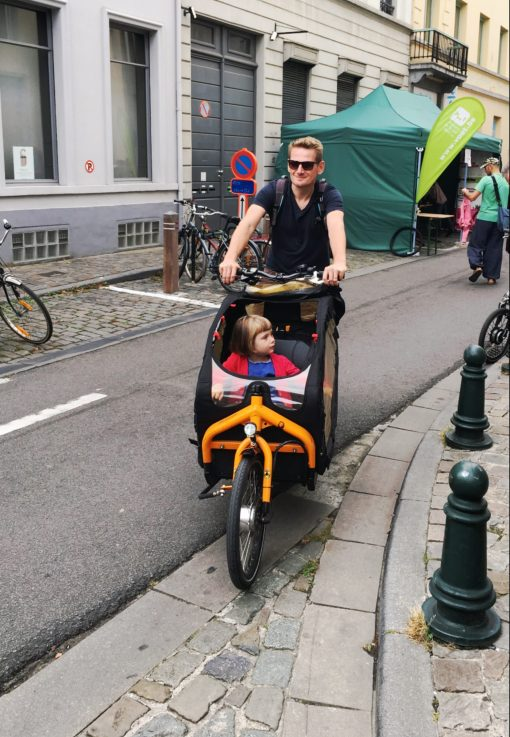 The Bullit cargo bike