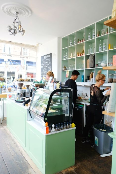 Pistache Cafe