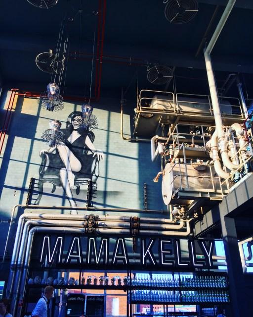 Mama Kelly The Hague
