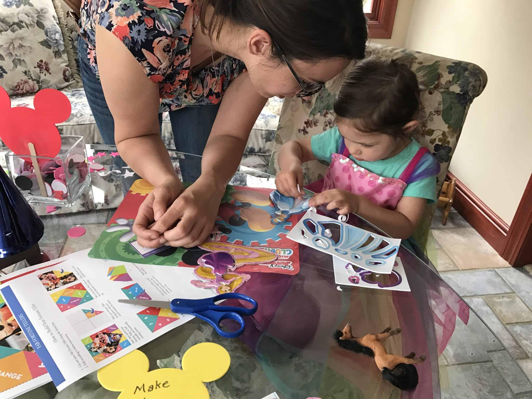 Disney Kids Preschool Playdate